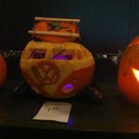 Winning Pumpkin!
