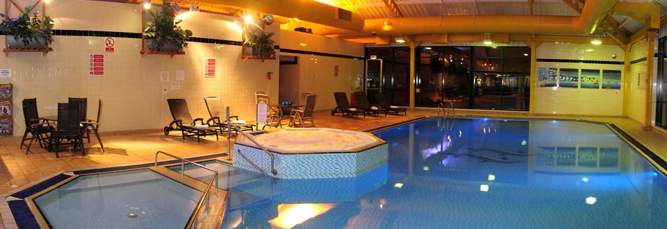 Revive Leisure Club Holiday Inn Telford
