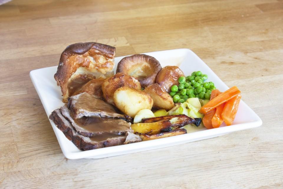 Sunday Lunch | Every Sunday